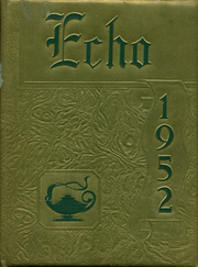 1952 Edition, North Lima High School - Echo Yearbook (North Lima, OH)