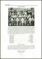 Page 10, 1955 Edition, North Lima High School - Echo Yearbook (North Lima, OH) online yearbook collection