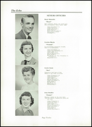 Page 16, 1955 Edition, North Lima High School - Echo Yearbook (North Lima, OH) online yearbook collection
