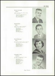 Page 17, 1955 Edition, North Lima High School - Echo Yearbook (North Lima, OH) online yearbook collection