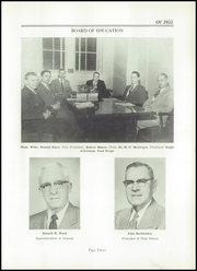 Page 7, 1955 Edition, North Lima High School - Echo Yearbook (North Lima, OH) online yearbook collection