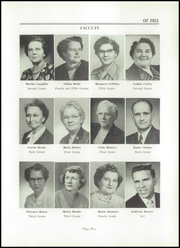 Page 9, 1955 Edition, North Lima High School - Echo Yearbook (North Lima, OH) online yearbook collection