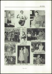 Page 13, 1956 Edition, North Lima High School - Echo Yearbook (North Lima, OH) online yearbook collection