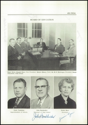 Page 7, 1956 Edition, North Lima High School - Echo Yearbook (North Lima, OH) online yearbook collection