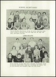 Page 10, 1957 Edition, North Lima High School - Echo Yearbook (North Lima, OH) online yearbook collection