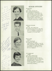 Page 16, 1957 Edition, North Lima High School - Echo Yearbook (North Lima, OH) online yearbook collection