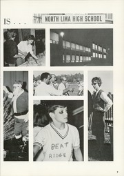 Page 11, 1967 Edition, North Lima High School - Echo Yearbook (North Lima, OH) online yearbook collection