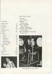 Page 7, 1967 Edition, North Lima High School - Echo Yearbook (North Lima, OH) online yearbook collection