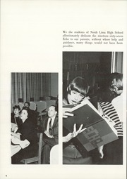 Page 8, 1967 Edition, North Lima High School - Echo Yearbook (North Lima, OH) online yearbook collection