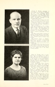 Page 17, 1922 Edition, West High School - Rodeo Yearbook (Akron, OH) online yearbook collection