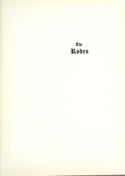 Page 7, 1926 Edition, West High School - Rodeo Yearbook (Akron, OH) online yearbook collection