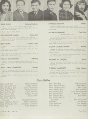 Page 13, 1940 Edition, West High School - Rodeo Yearbook (Akron, OH) online yearbook collection