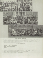 Page 17, 1940 Edition, West High School - Rodeo Yearbook (Akron, OH) online yearbook collection