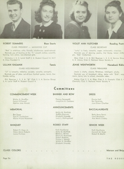 Page 8, 1940 Edition, West High School - Rodeo Yearbook (Akron, OH) online yearbook collection