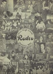 Page 3, 1941 Edition, West High School - Rodeo Yearbook (Akron, OH) online yearbook collection