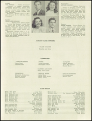 Page 11, 1947 Edition, West High School - Rodeo Yearbook (Akron, OH) online yearbook collection