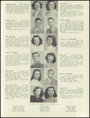 Page 15, 1947 Edition, West High School - Rodeo Yearbook (Akron, OH) online yearbook collection