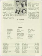 Page 17, 1947 Edition, West High School - Rodeo Yearbook (Akron, OH) online yearbook collection