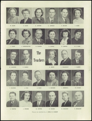Page 9, 1947 Edition, West High School - Rodeo Yearbook (Akron, OH) online yearbook collection