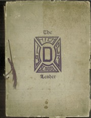1923 Edition, Dennison High School - Leader Yearbook (Dennison, OH)