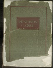 1925 Edition, Dennison High School - Leader Yearbook (Dennison, OH)