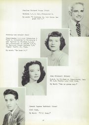 Page 17, 1950 Edition, Dennison High School - Leader Yearbook (Dennison, OH) online yearbook collection