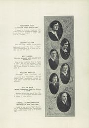 Page 13, 1922 Edition, Blume High School - Retrospect Yearbook (Wapakoneta, OH) online yearbook collection