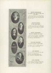 Page 14, 1922 Edition, Blume High School - Retrospect Yearbook (Wapakoneta, OH) online yearbook collection
