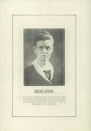 Page 6, 1922 Edition, Blume High School - Retrospect Yearbook (Wapakoneta, OH) online yearbook collection