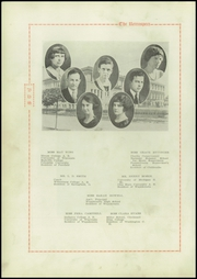 Page 16, 1926 Edition, Blume High School - Retrospect Yearbook (Wapakoneta, OH) online yearbook collection