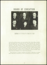 Page 17, 1943 Edition, Blume High School - Retrospect Yearbook (Wapakoneta, OH) online yearbook collection