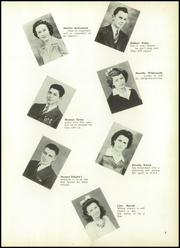 Page 11, 1944 Edition, Blume High School - Retrospect Yearbook (Wapakoneta, OH) online yearbook collection