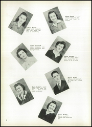 Page 12, 1944 Edition, Blume High School - Retrospect Yearbook (Wapakoneta, OH) online yearbook collection