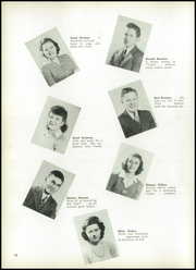 Page 14, 1944 Edition, Blume High School - Retrospect Yearbook (Wapakoneta, OH) online yearbook collection
