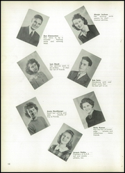 Page 16, 1944 Edition, Blume High School - Retrospect Yearbook (Wapakoneta, OH) online yearbook collection