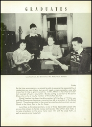 Page 9, 1944 Edition, Blume High School - Retrospect Yearbook (Wapakoneta, OH) online yearbook collection