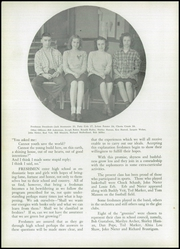 Page 10, 1945 Edition, Blume High School - Retrospect Yearbook (Wapakoneta, OH) online yearbook collection