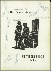 Page 7, 1945 Edition, Blume High School - Retrospect Yearbook (Wapakoneta, OH) online yearbook collection