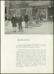 Page 9, 1945 Edition, Blume High School - Retrospect Yearbook (Wapakoneta, OH) online yearbook collection