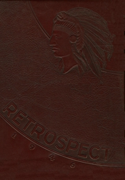 Blume High School - Retrospect Yearbook (Wapakoneta, OH) online yearbook collection, 1946 Edition, Page 1