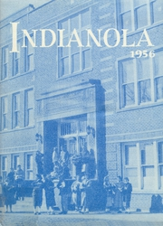 1956 Edition, Powhatan High School - Indianola Yearbook (Powhatan Point, OH)