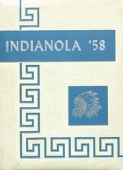 1958 Edition, Powhatan High School - Indianola Yearbook (Powhatan Point, OH)