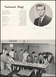 Page 8, 1958 Edition, Powhatan High School - Indianola Yearbook (Powhatan Point, OH) online yearbook collection