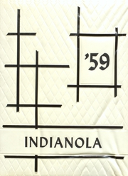 1959 Edition, Powhatan High School - Indianola Yearbook (Powhatan Point, OH)