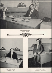 Page 10, 1959 Edition, Powhatan High School - Indianola Yearbook (Powhatan Point, OH) online yearbook collection