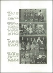 Page 14, 1949 Edition, Atwater Consolidated High School - Speedometer Yearbook (Atwater, OH) online yearbook collection