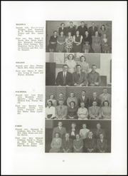 Page 15, 1949 Edition, Atwater Consolidated High School - Speedometer Yearbook (Atwater, OH) online yearbook collection