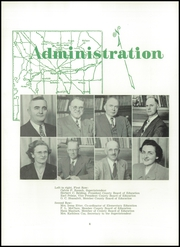 Page 8, 1949 Edition, Atwater Consolidated High School - Speedometer Yearbook (Atwater, OH) online yearbook collection