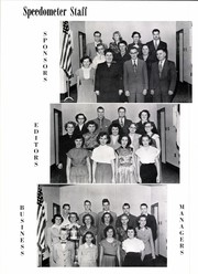 Page 12, 1952 Edition, Atwater Consolidated High School - Speedometer Yearbook (Atwater, OH) online yearbook collection