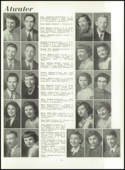 Page 17, 1953 Edition, Atwater Consolidated High School - Speedometer Yearbook (Atwater, OH) online yearbook collection
